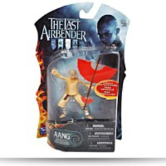 4 Action Figure Avatar State Aang Glider